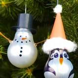Návod na výrobu netradičných vianočných ozdôb