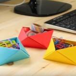 Vyrobte si jednoduchý organizér na drobnosti