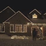 Ako inštalovať vianočné osvetlenie?