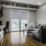 Trápi vás malá obývačka? Pohrajte sa s optikou