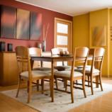 Ako si vybrať správny jedálenský stôl